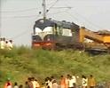 Videos : रेलवे ट्रैक उड़ाया